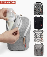 Skip Hop Grab and Go Double Bottle Bag