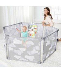 Skip Hop Skip Hop Playview Expandable Enclosure