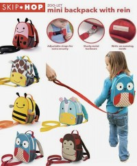 Skip Hop Zoo Safety Harness Zoolet