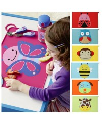 Skip Hop Zoo Fold & Go Placemat