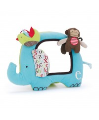 Skip Hop Alphabet Zoo Activity Mirror