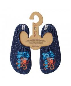 Slipstop antislip protective sock - Skateboard