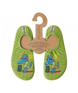 Slipstop antislip protective sock - Crocodile