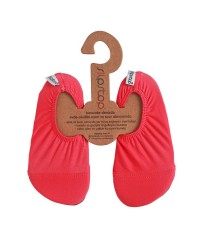 Slipstop antislip protective sock - Fuchsia Junior
