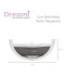 Shnuggle Dreami® Moses Basket ( White )