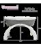 Shnuggle Dreami® Moses Basket ( Grey )