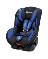 Sparco F500K Car Seat 0+1 Blue