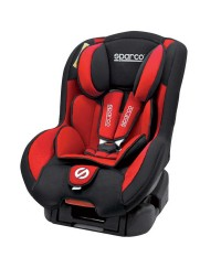 Sparco F500K Car Seat 0+1 Red