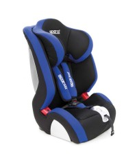 Sparco F1000K Car Seat 1+2+3 Blue