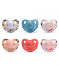 Suavinex Anatomical Soother Silicone Teat