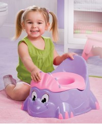 Summer Infant Dino Potty Training Buddy-Pink