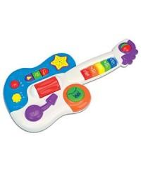 The Learning Journey Little Rock Star Guitar