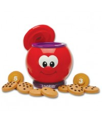 The Learning Journey Count and Learn Cookie Jar