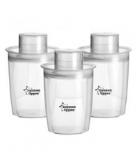 Tommee Tippee Closer to Nature Formula Dispenser 3-pk