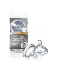 Tommee Tippee Closer to Nature Teat - Slow Flow ( 2pcs / pack )