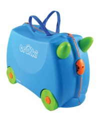 Trunki Suitcase - Terrence Blue