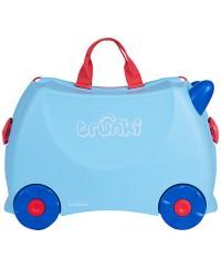Trunki Suitcase - George ( Light Blue)
