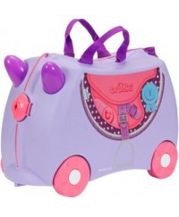 Trunki Suitcase - Bluebell