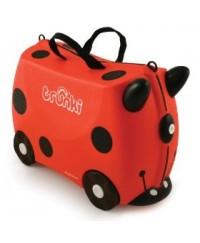 Trunki Suitcase - Ladybug