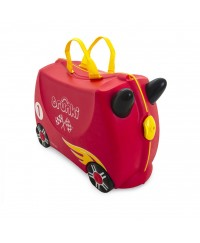 Trunki Suitcase - Rocco the Race Car