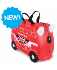 Trunki Suitcase - Boris the Bus