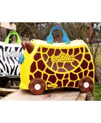 Trunki Suitcase - Giraffe Gerry