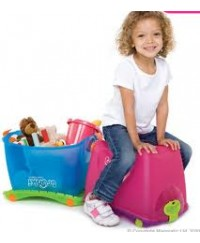 Trunki 4 in 1 Travel Toy Box