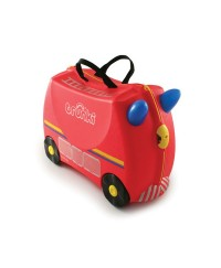 Trunki Suitcase - Fire Engine Frank