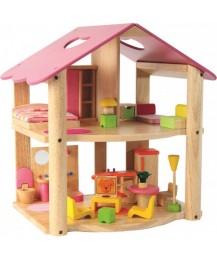 Voila Little Pink Doll House