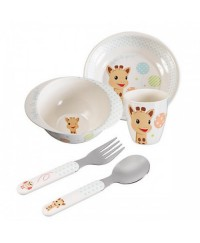 Vulli Mealtime Set - Balloon Version (Best Buy)