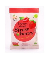 Wel-B Freeze Dried Strawberries