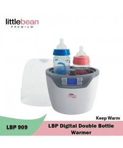 Little Bean Premium Digital Double Bottle Warmer