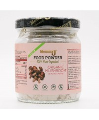 MommyJ Organic Mushroom Powder 50g