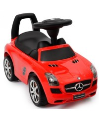 My Mercedes Benz Ride On Car
