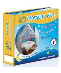 Bumble Bee: Mosquito Net
