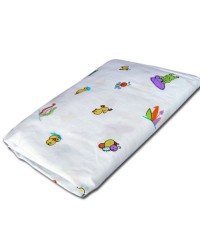 Bumble Bee: Travel Mattress Cover