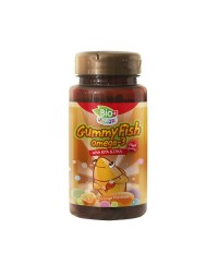 Bio+ Junior Gummy Fish Omega-3 80's