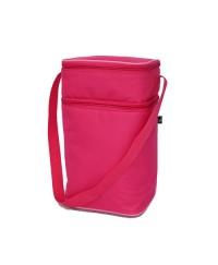 J.L Childress 6 Bottle Cooler - Pink / Light Pink