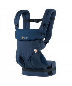 Ergobaby Four Position 360 Baby Carrier - Midnight Blue