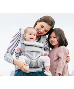 242376d7b41 Ergobaby Omni 360 Baby Carrier All-In-One  Cool Air Mesh   The ...