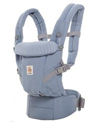 Ergobaby Four Position 360 Baby Carrier Natural- Azure Blue