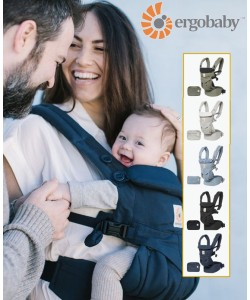 Ergobaby Omni 360 4 Position All-in-one Baby Carrier