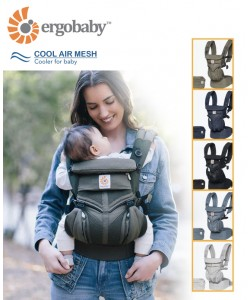 Ergobaby Omni 360 4 Position Baby Carrier - Cool Air Mesh