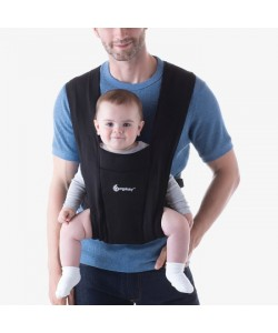 Ergobaby Embrace Cozy Newborn Carrier - Black
