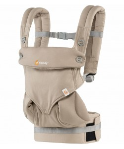 Ergobaby Four Position 360 Baby Carrier Natural- Moonstone