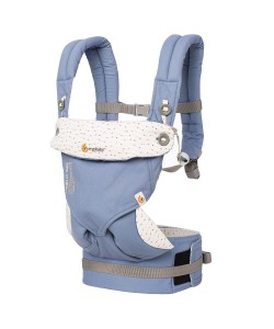 Ergobaby Four Position 360 Baby Carrier - Sophie La Girafe