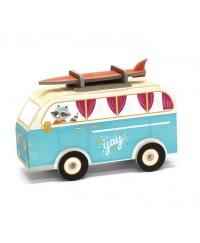 Krooom Fold My Car - Hippie Van