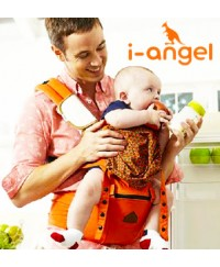 i-angel  Four Josh/Denim Season Hip Seat Baby Carrier
