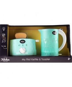 Infunbebe Kettle & Toaster