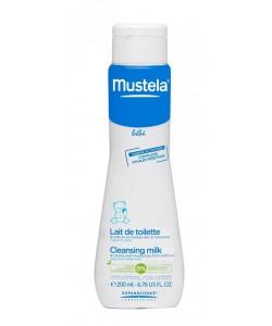 Mustela Baby Body Cleansing Milk 200ml